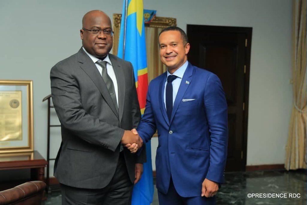 La RDC est de retour sur la scène internationale