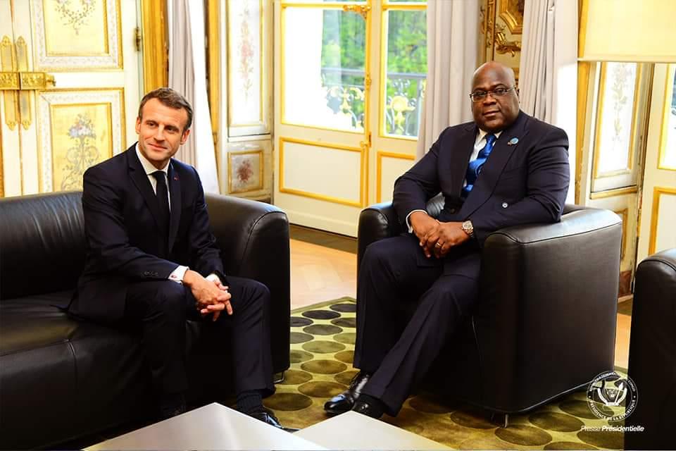 Paris apporte un soutien financier à la RDC