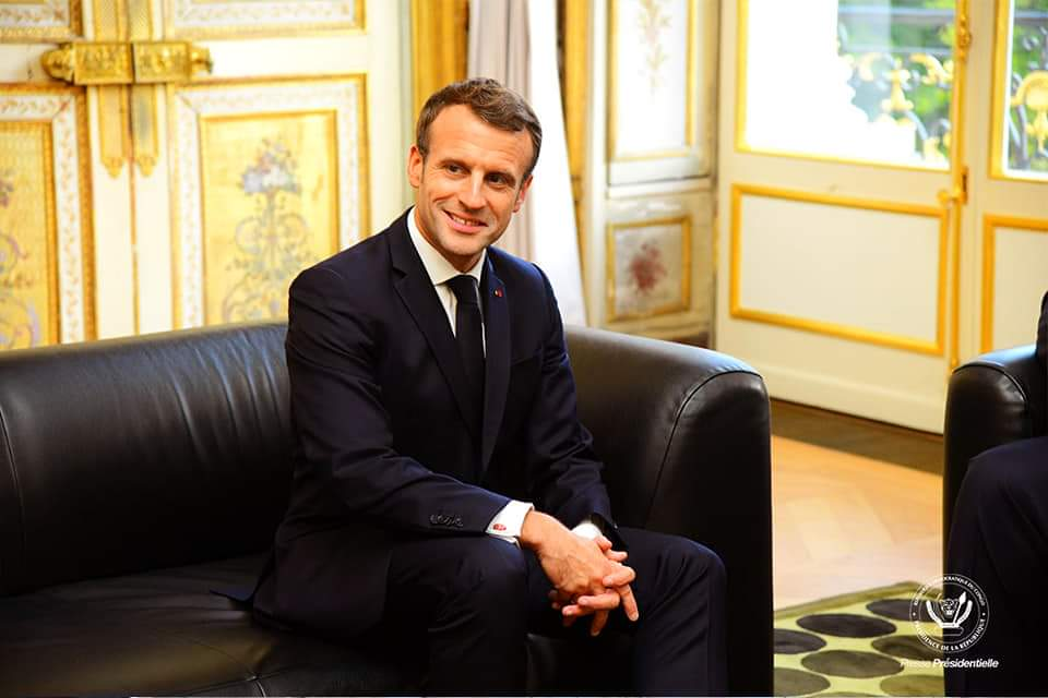 Energie : Macron pousse ses pions en RDC