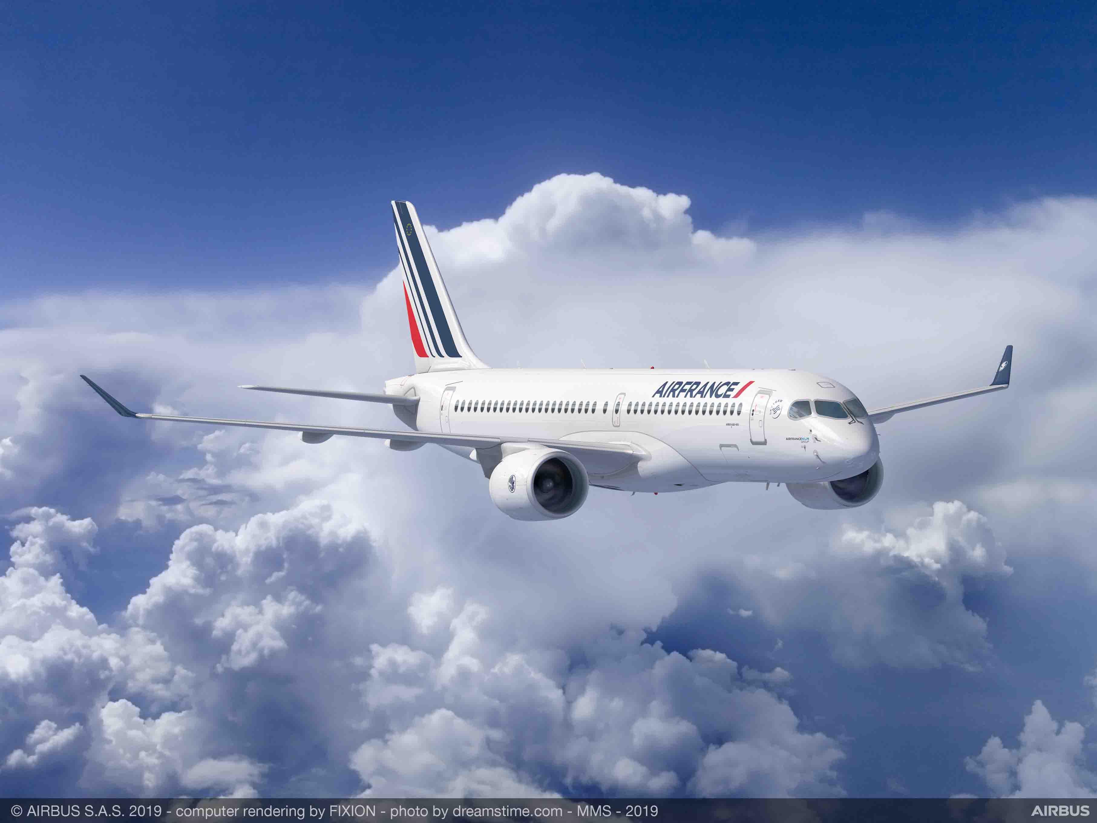 Airbus jubile, Boeing fait grise mine