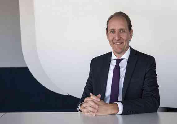 Dieter Vranckx va prendre les commandes de Brussels Airlines