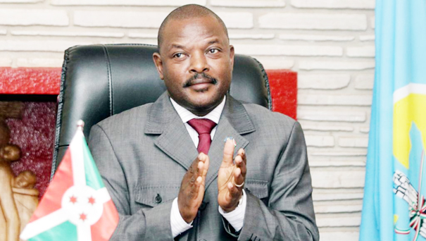 BURUNDI : Pierre Nkurunziza ne briguera pas un 4ème mandat