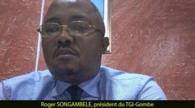 Le magistrat Roger Songambele sur la touche