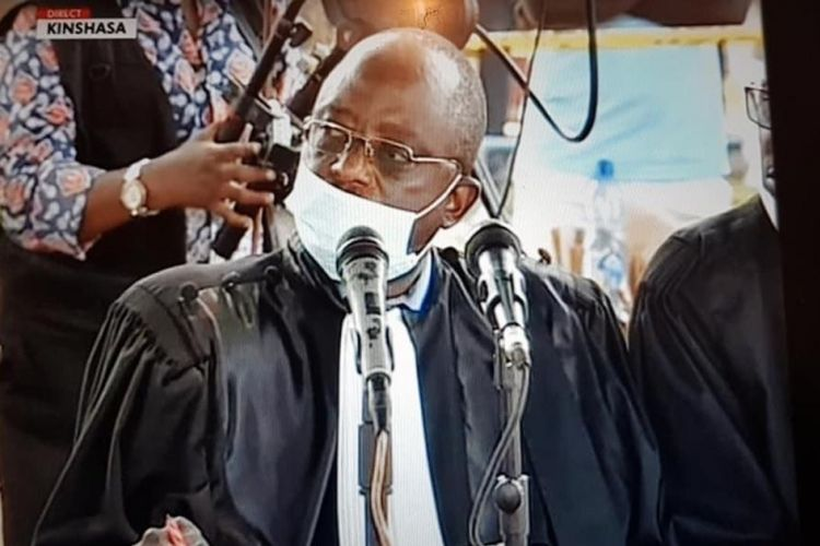 Exclusif / RDC : Comment est mort le juge Raphaël Yanyi Ovungu ?