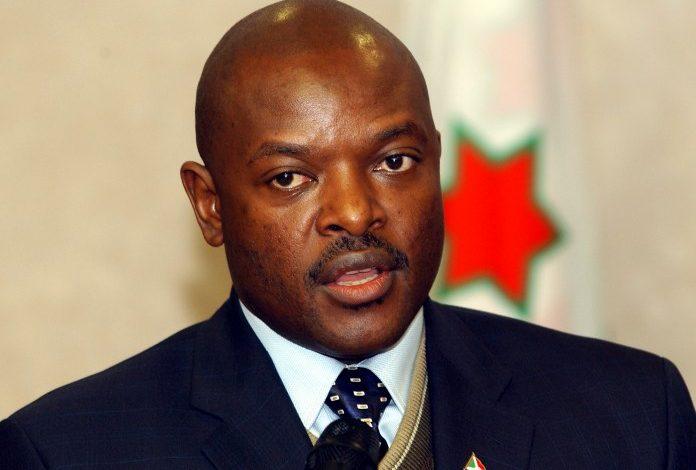BURUNDI : Décès inopiné de Pierre Nkurunziza