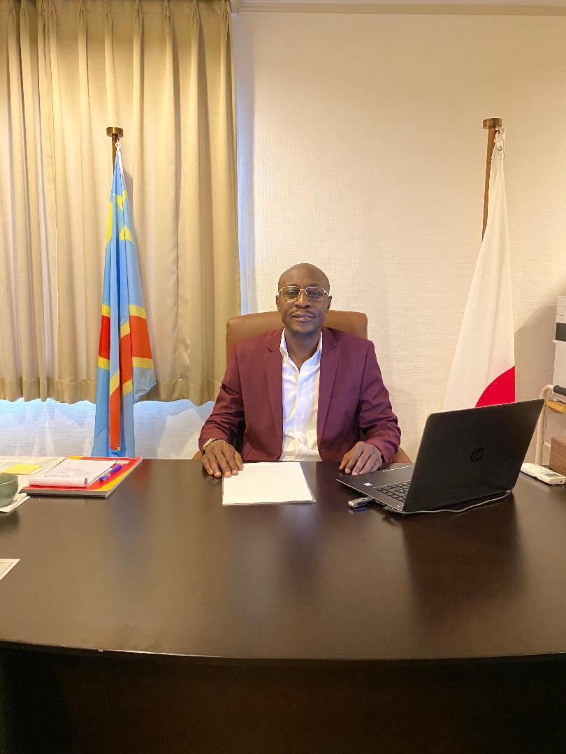 Diplomatie : En attendant l'arrivée de Félix Tshisekedi au Japon