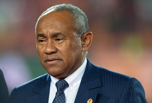 CAF : Ahmad Ahmad suspendu pour cinq ans