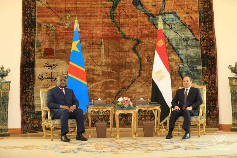 Partenariats RDC-Egypte : Des contrats de plusieurs milliards à la clé